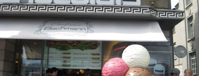 Confiserie Bachmann is one of Luzern.