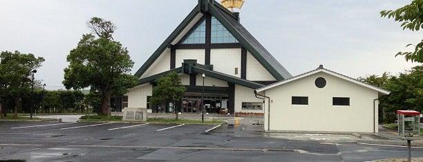 道の駅 大社ご縁広場 is one of 道の駅.