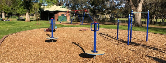 South Terrace Glover Playground is one of Adelaide's top playgrounds.