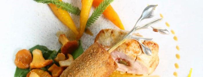 Restaurant Régis et Jacques Marcon is one of To-do list.