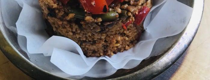 Berber Street Food is one of Lamb.