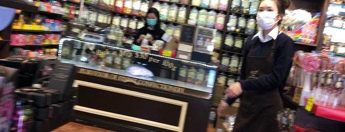 Mr Simms Olde Sweet Shoppe is one of HK 2019 🇨🇳.