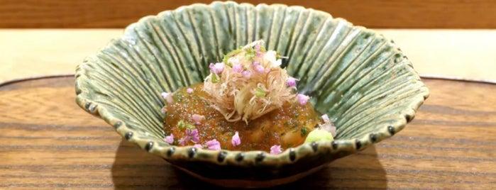 Kohaku is one of Tokyo - Foods to try.