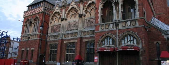 Royal Shakespeare Theatre is one of UK unseen.