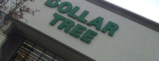 Dollar Tree is one of Stevenさんのお気に入りスポット.