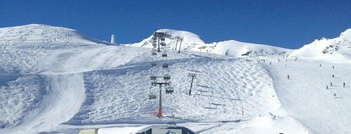 Alpincenter (2450m) is one of Xander: сохраненные места.