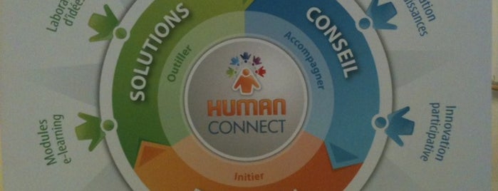 Human Connect is one of Lugares guardados de a_vrd.