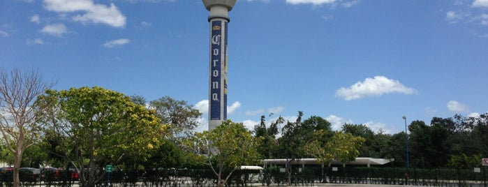 Flughafen Cancun (CUN) is one of Part 2~International Airports....