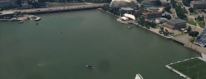 ArtScience Museum is one of Singapore Contemporary Architecture Tour 2013.