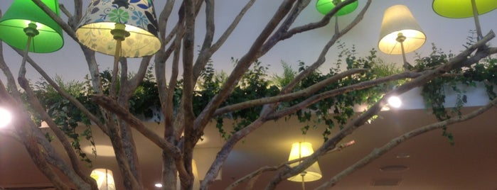 Tree café is one of Potential Work Spots: Osaka.