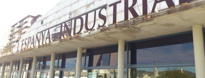Centre Esportiu Municipal Espanya Industrial is one of Posti che sono piaciuti a Lobah.
