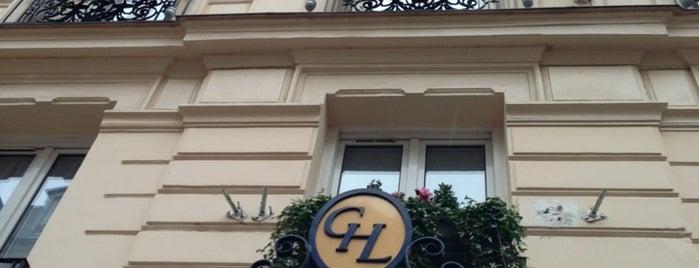 Grand Hôtel Lévêque is one of Honeymoon!.