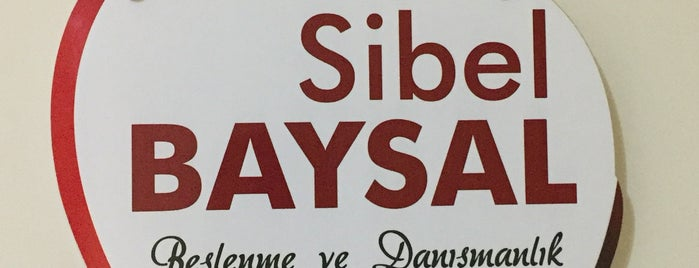 Sibel Baysal Beslenme Ve Danışmanlık Merkezi is one of Lieux qui ont plu à Tuğba.