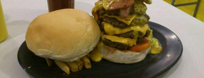 Zark's Burgers is one of Food.