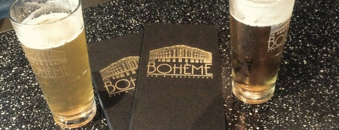 Boheme Bar & Restaurant is one of Perth.