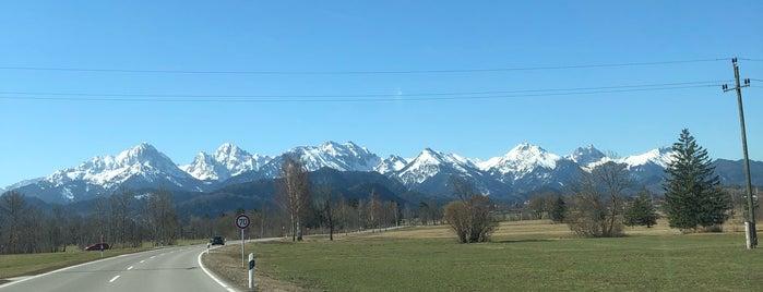 Schwangau is one of Orte, die Vugar gefallen.
