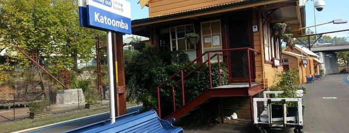 Katoomba Station is one of Sydney Train Stations Watchlist.