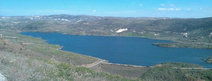 Çanıllı Barajı is one of 7. ÖLÜDENİZ SAHİL.