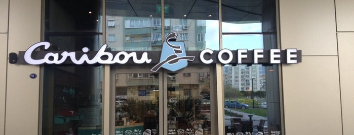 Caribou Coffee is one of สถานที่ที่ Türkan ถูกใจ.