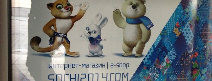 """Оргкомитет """"Сочи 2014"""" is one of Posti che sono piaciuti a Telman."""