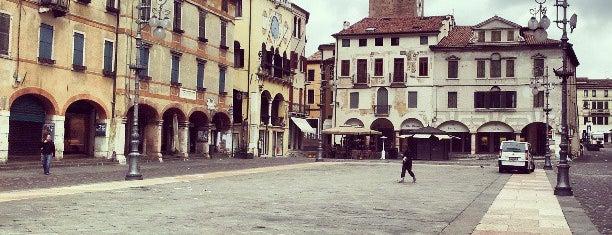 Piazza Libertà is one of Veneto.