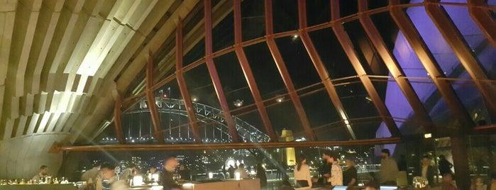 Bennelong Restaurant is one of AUSTRALIA.