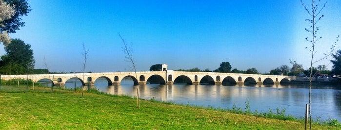 DSİ Meriç Nehri Sosyal Tesisleri is one of Denenenler :).