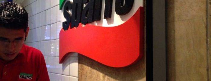 Sbarro is one of Tempat yang Disukai Andrea.