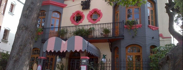 Sabor Amor is one of Cafes Condesa-Roma.