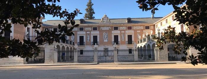 Casa Del Labrador is one of Spanien.