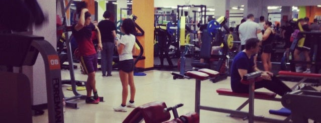 Alex Fitness is one of Карина : понравившиеся места.