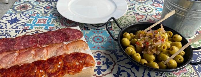 Basq Kitchen is one of Europe trip.