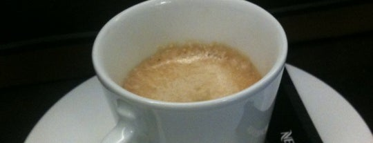 Nespresso is one of A comer y a beber.
