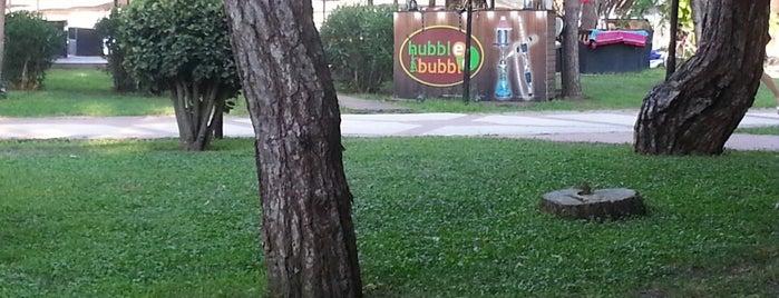 Hubble Bubble is one of สถานที่ที่ Papyon Cicek / Kemer ถูกใจ.