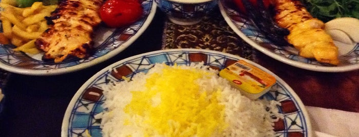 Sharzeh Restaurant | رستوران شرزه is one of رستوران های خوب شیراز / Shiraz Best Restaurants.