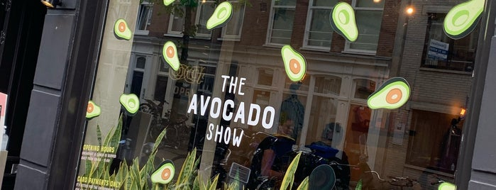 The Avocado Show is one of Amsterdam Picks.