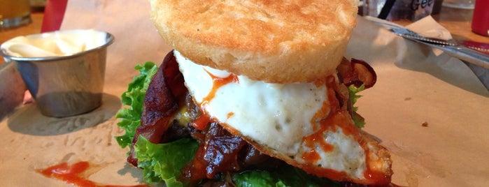 Burger Jones is one of Best Burger Spots Around the Twin Cities.