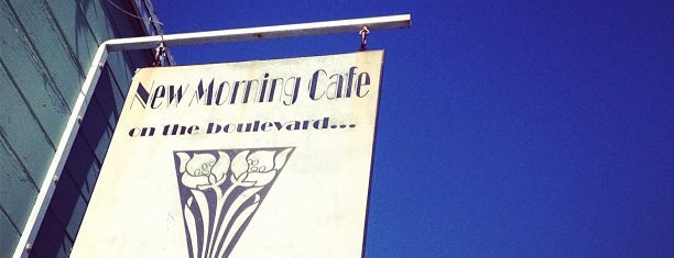 New Morning Cafe is one of North SF.