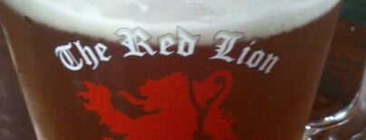 The Red Lion Pub is one of Colombia.