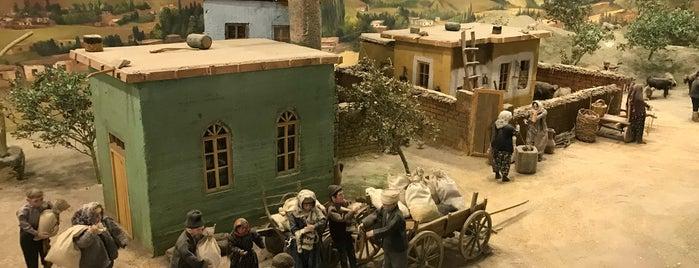 Konya Şehitliği Müzesi is one of Posti che sono piaciuti a Hicran.