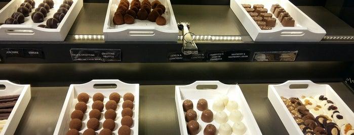 Chocolate Factory is one of Marta'nın Beğendiği Mekanlar.