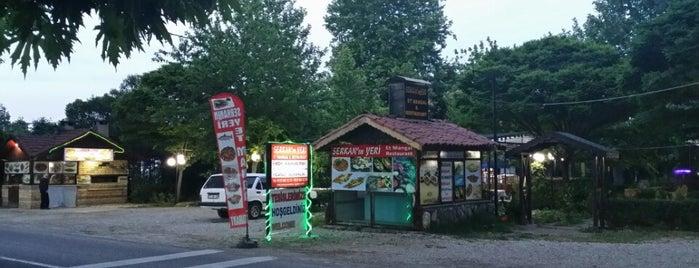 Serkanın Yeri Restaurant is one of Sevda'nın Beğendiği Mekanlar.