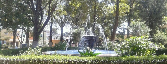 Parque Los Pastores is one of Sitios.