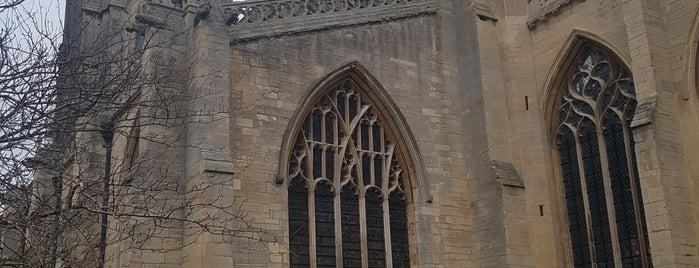 St Botolph's Church is one of Locais curtidos por Carl.