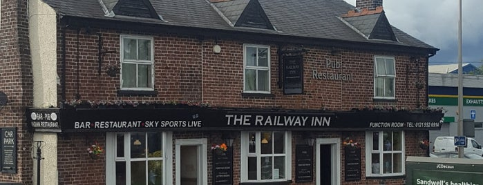 The Railway Inn is one of UK.