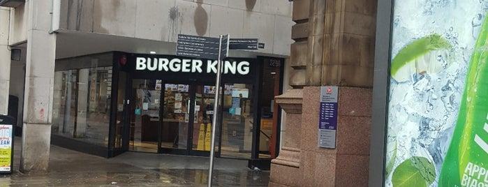 Burger King is one of Carl'ın Beğendiği Mekanlar.