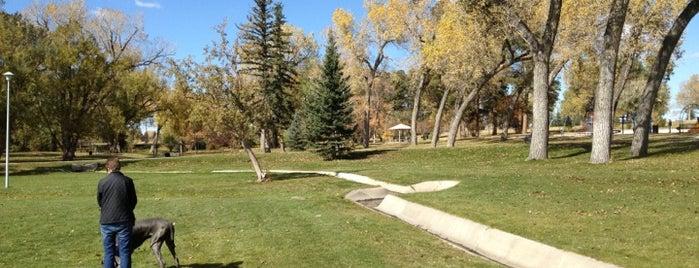 Lions Park/Botanic Gardens is one of Cheyenne.