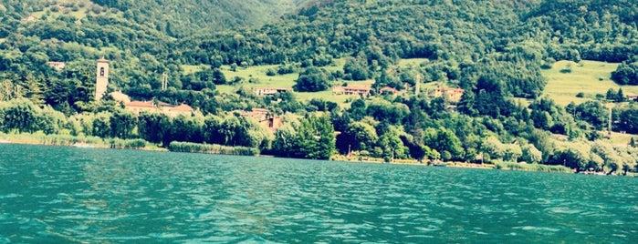 Lago di Endine is one of Orte, die Oleg gefallen.