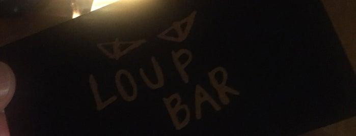 Loup Bar - Vinos Vivos / Cocina De Temporada is one of Wine.