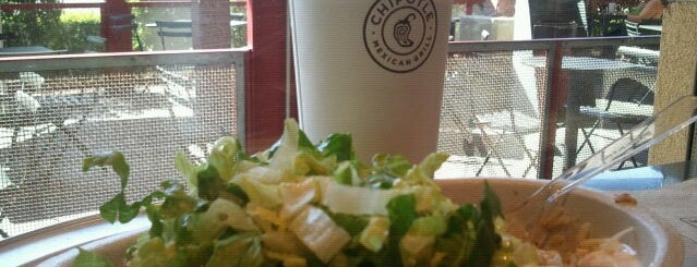 Chipotle Mexican Grill is one of My Favorite Resturants.